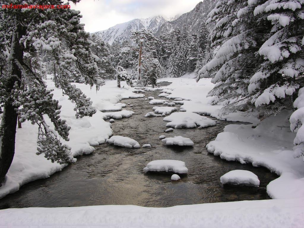 Vallée du Marcadau, Parque Natural de los Pirineos, Cauterets, Francia