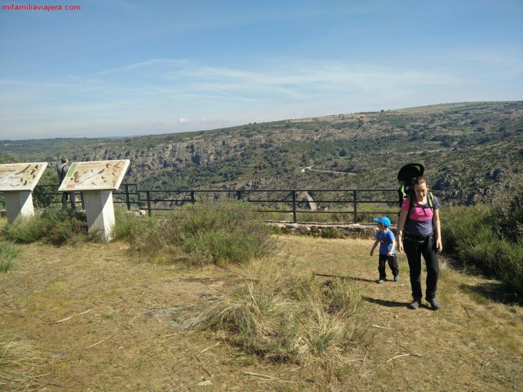 Mirador Centigosa, Villadepera, Sayago, Zamora