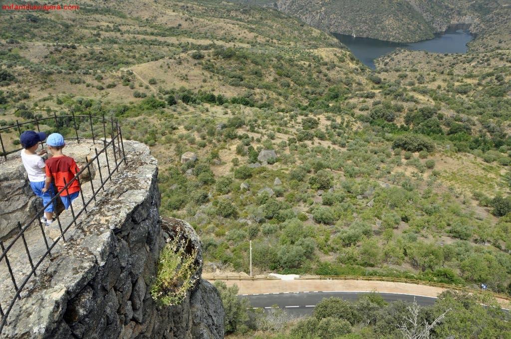 Fermoselle, Parque Natural de Arribes del Duero, Zamora