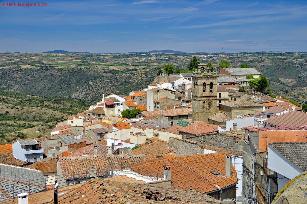 Vistas mirador del Torrejón