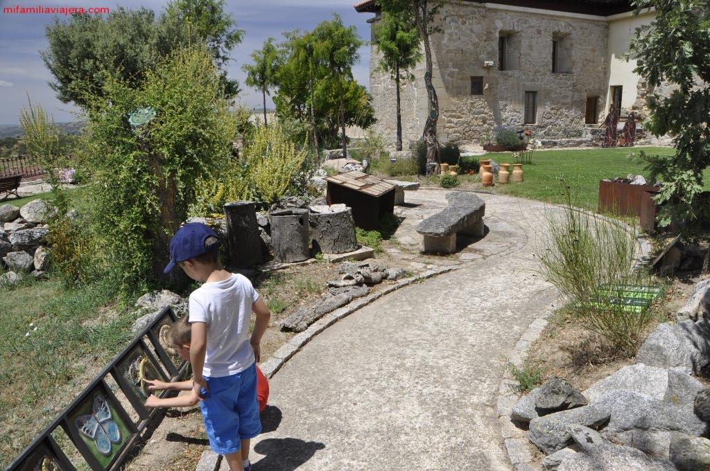 Jardín Casa del Parque