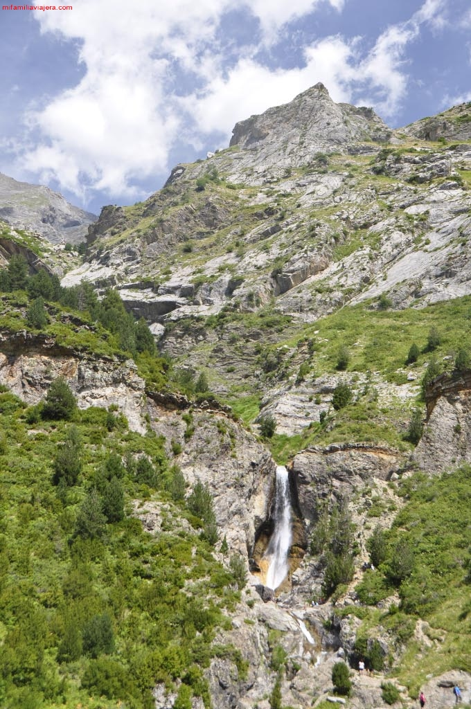 Valle de Pineta, Parque Nacional de Ordesa y Monte Perdido