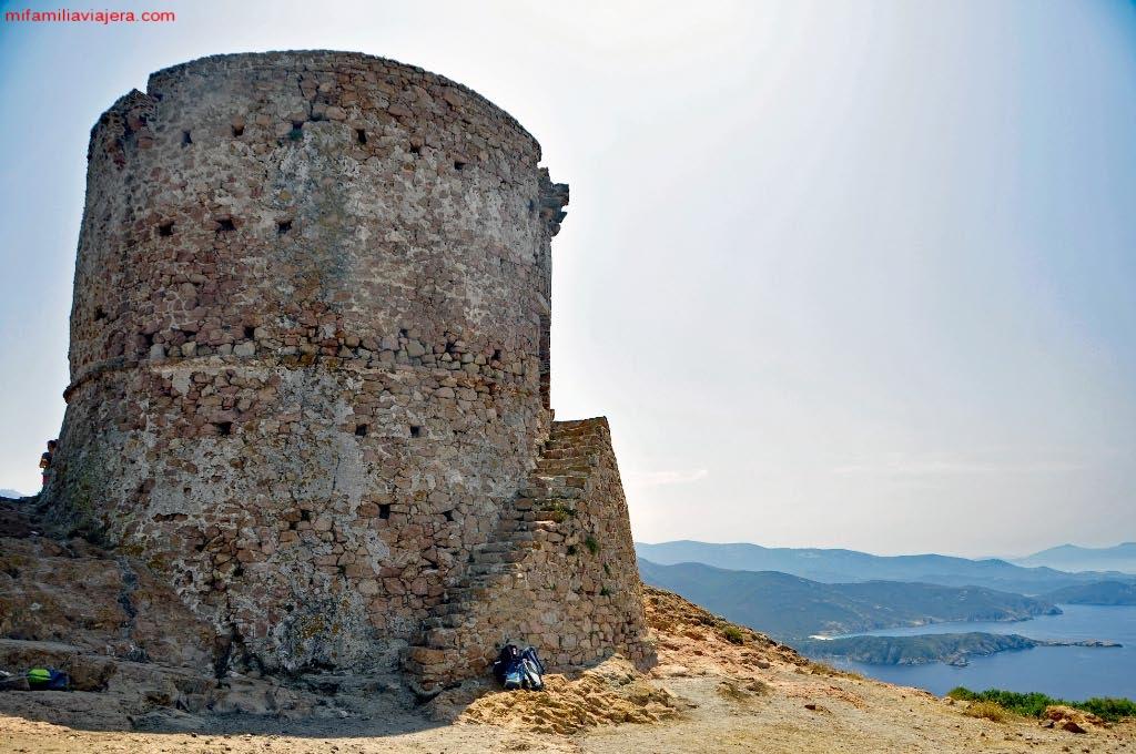 Capu Rosso, Piana