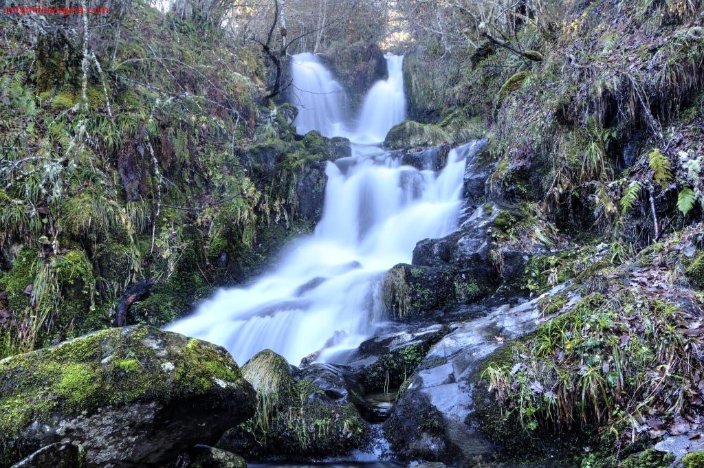 Salto de agua, Valle de Laciana