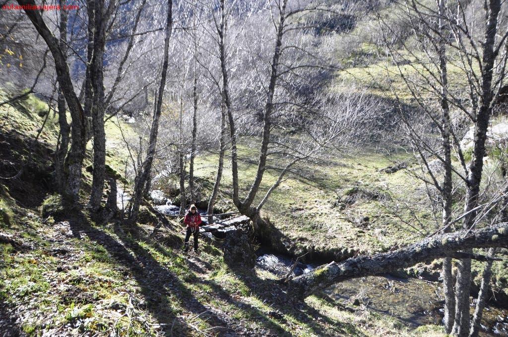 Brañarronda y Los Tejos, Valle de Laciana
