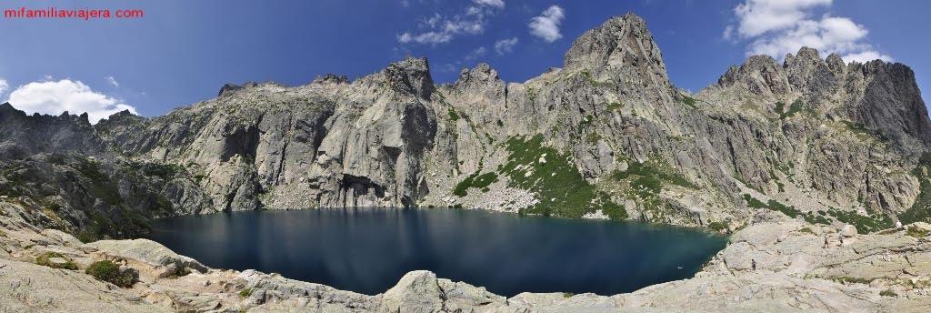 Lago de Melo y Capitello