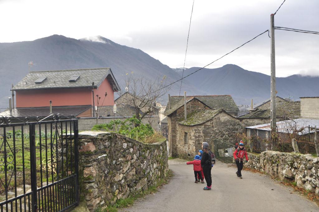 Calles de Villablino