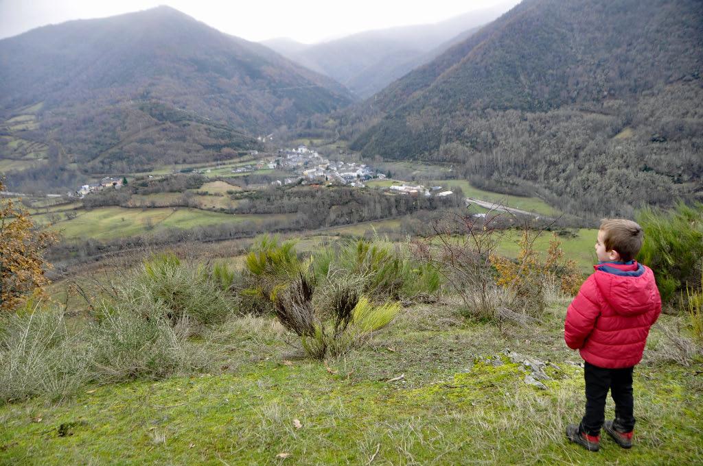 Vistas desde el Mirador de La Zamora