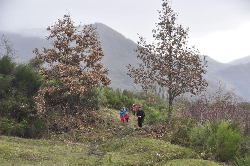 Ruta La Zamora
