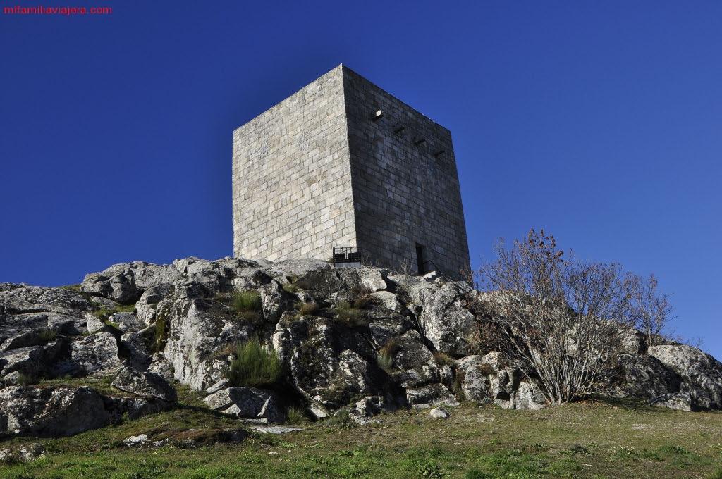 Castillo de Guarda