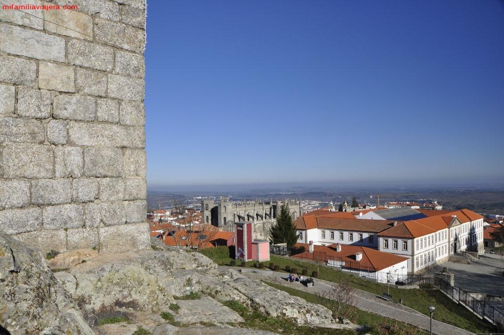 Panorámica desde el Castillo