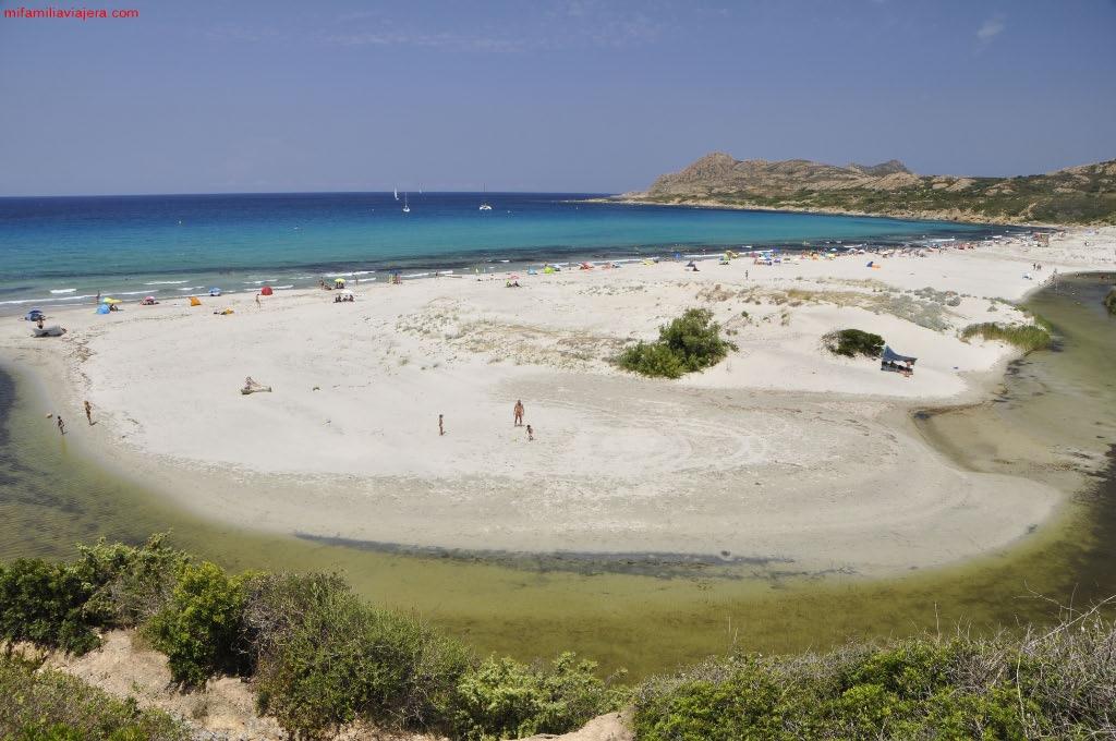 Playa de Ostriconi