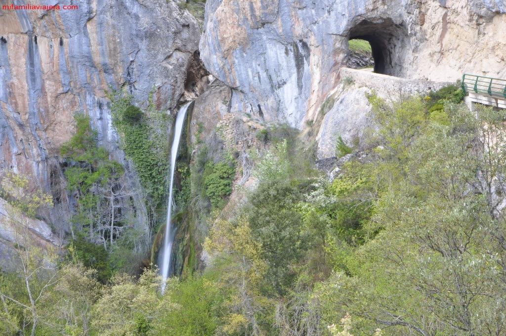 Saltos de Tartalés, Hoz de Valdivielso, Las Merindades