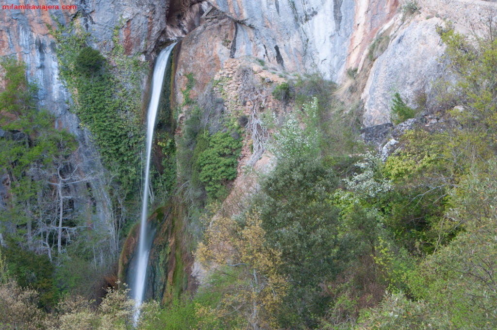 Saltos de Tartalés, Hoz de Valdivielso