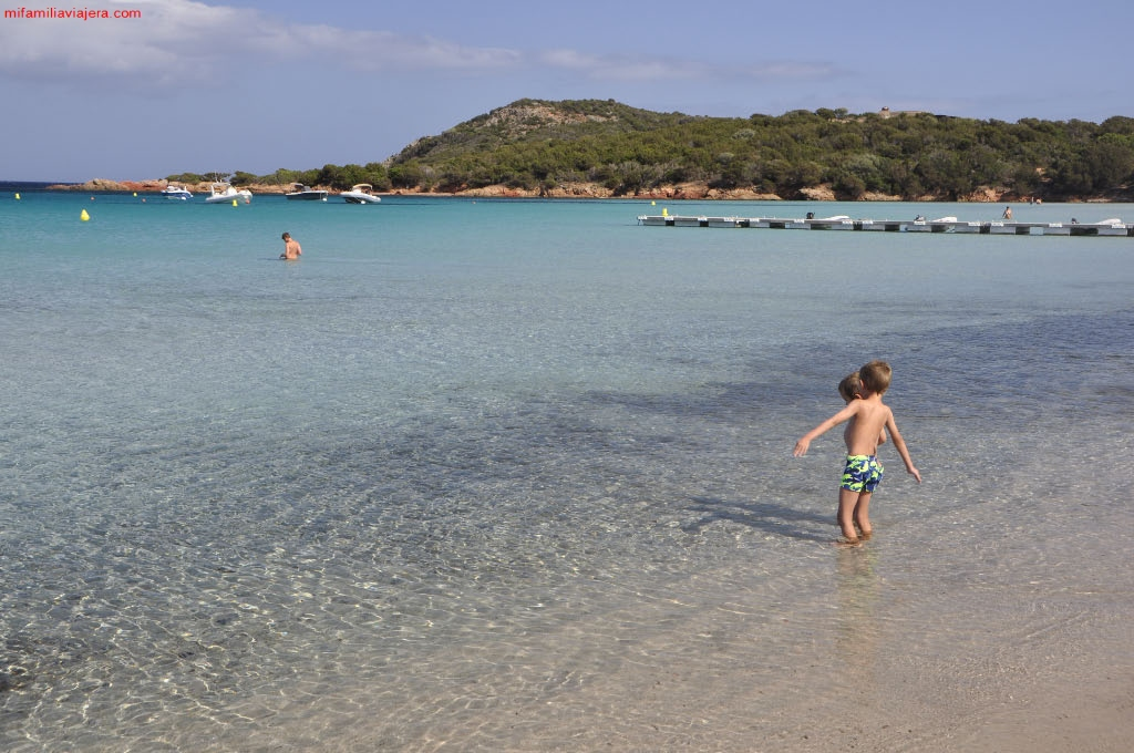 Playa de Rondinara, Bonifacio