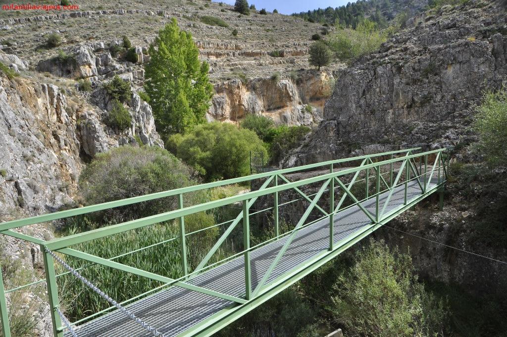 Ruta del Puente de Toba del Río Blanco