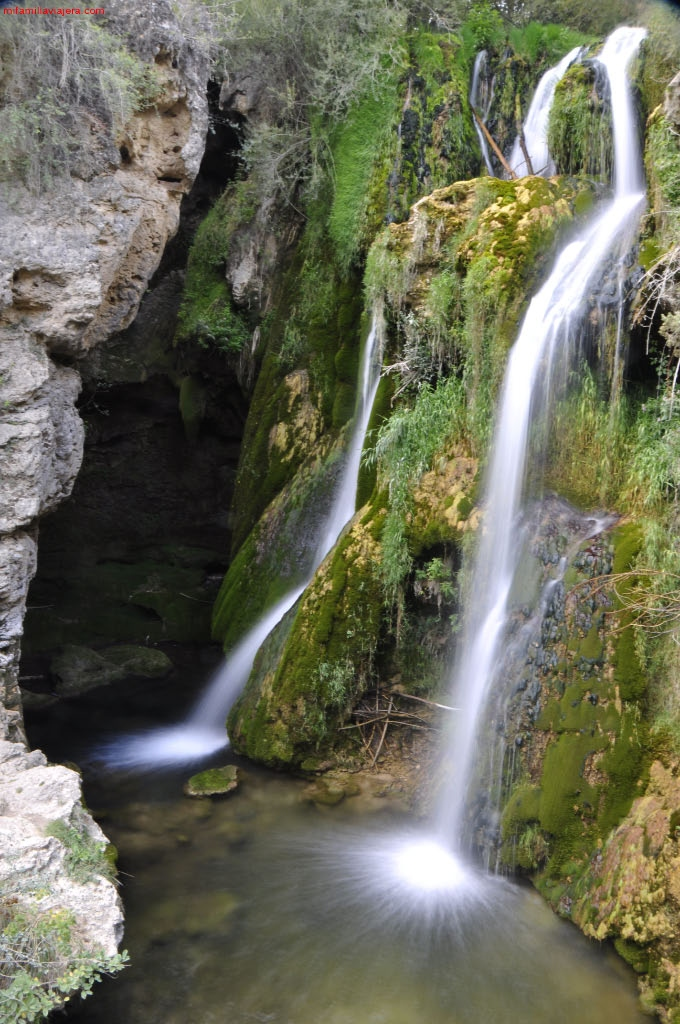 Cascada del Río de la Fuente del Berro