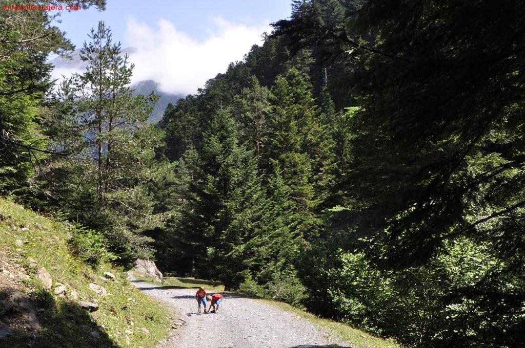 Sentier de Hospice de Rioumajou