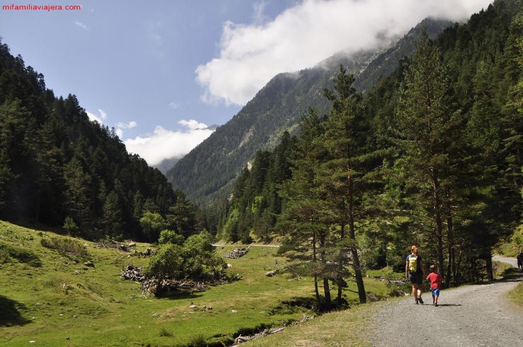 Valle de Rioumajou