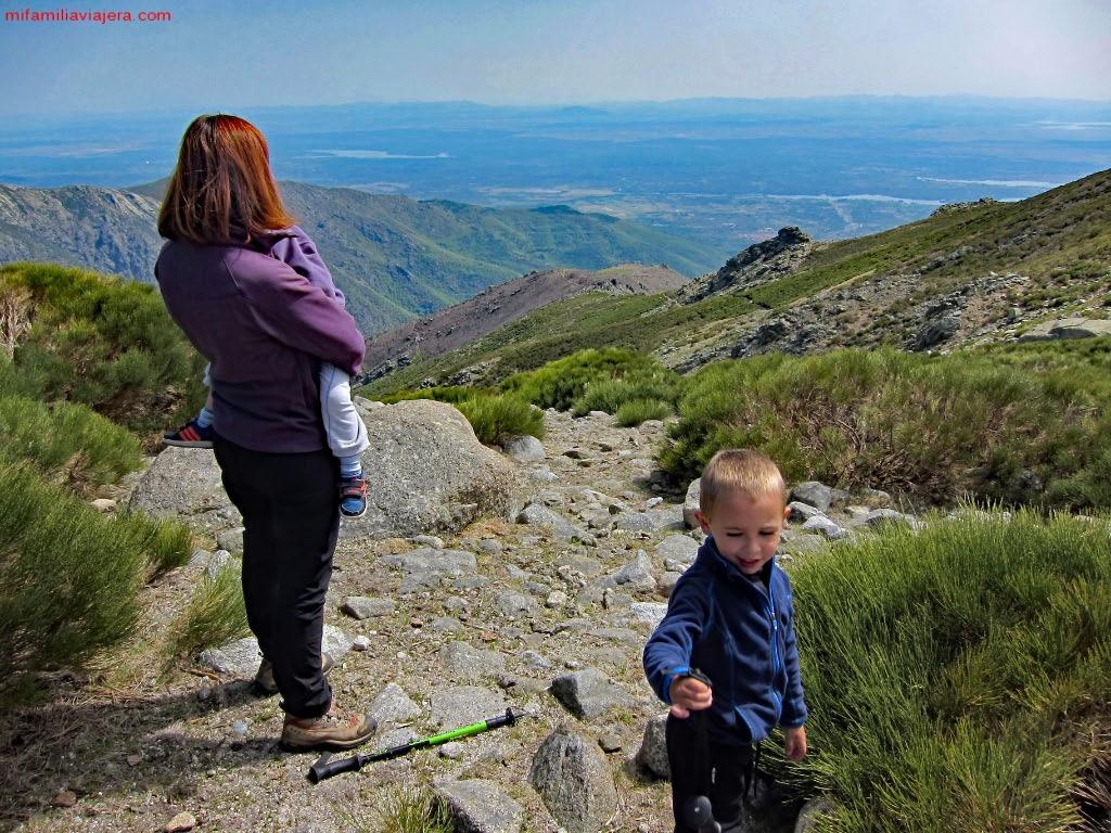Mirador al Valle del Tiétar