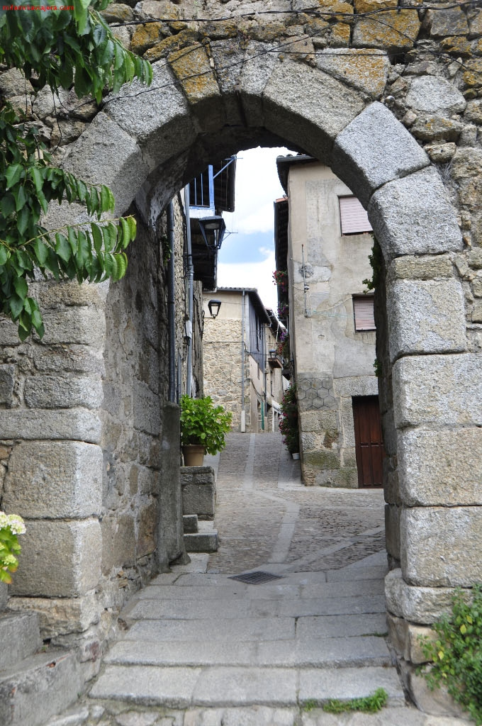 Puerta de San Ginés