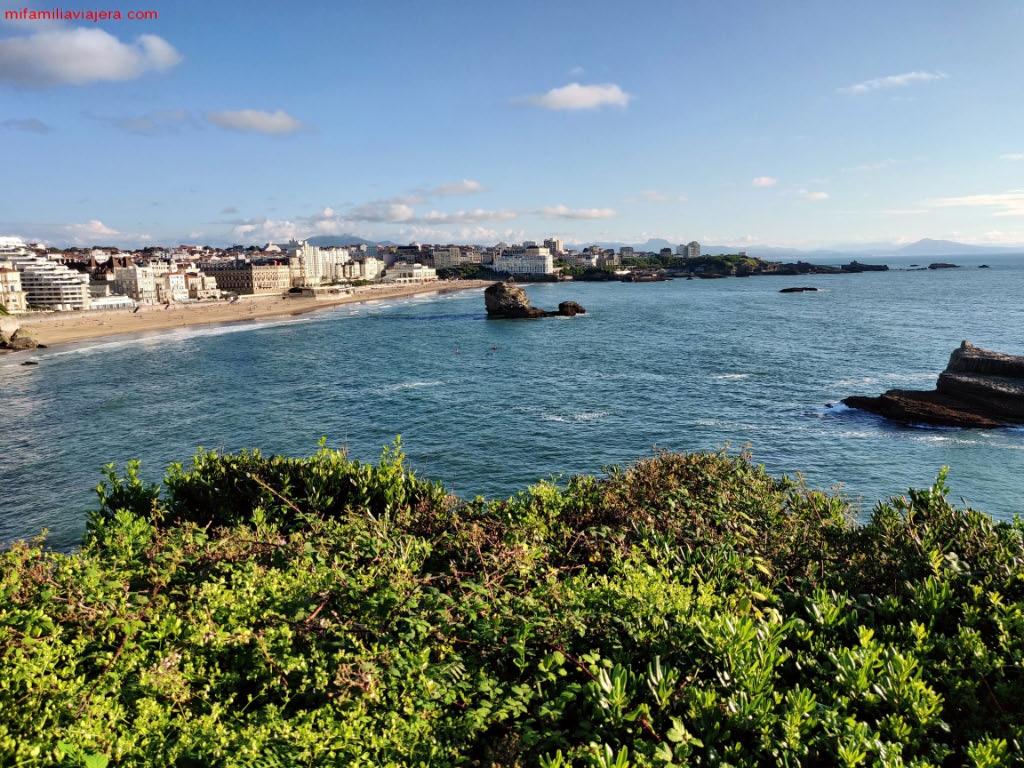 País Vasco Francés, Biarritz