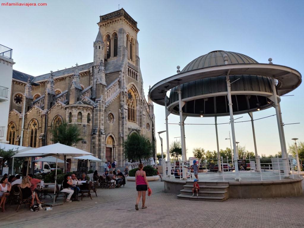 Cripta Santa Eugenia,Biarritz
