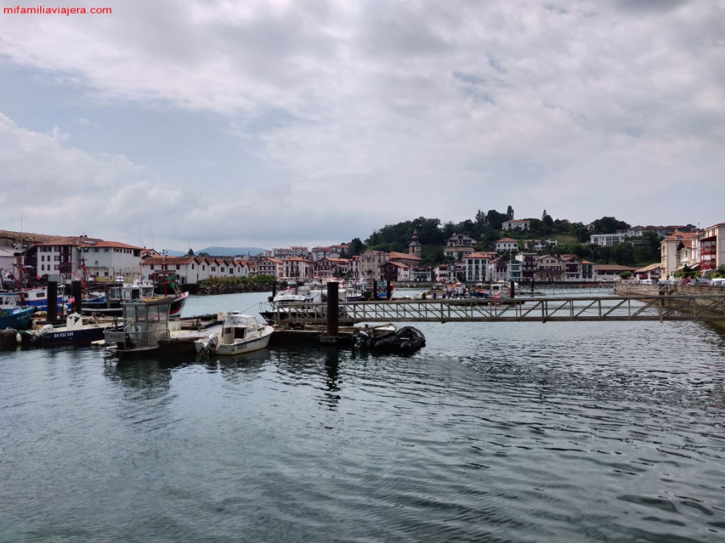 País Vasco Francés, San Juan de Luz