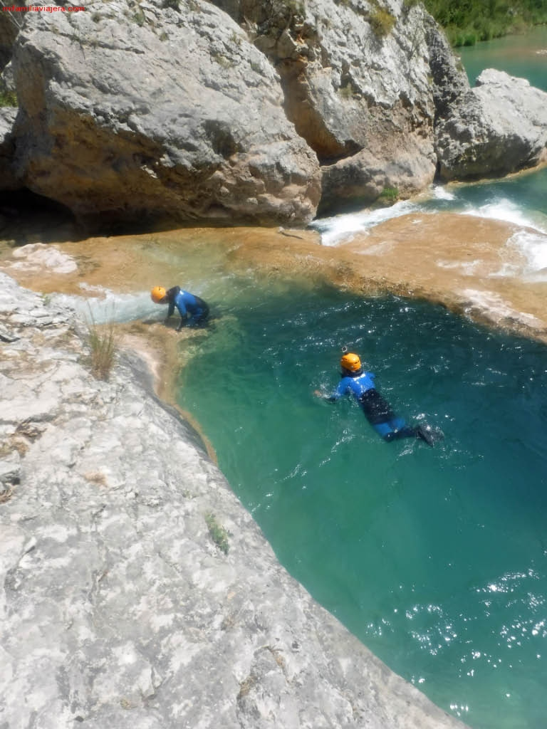 Marmita del Río Alcanadre
