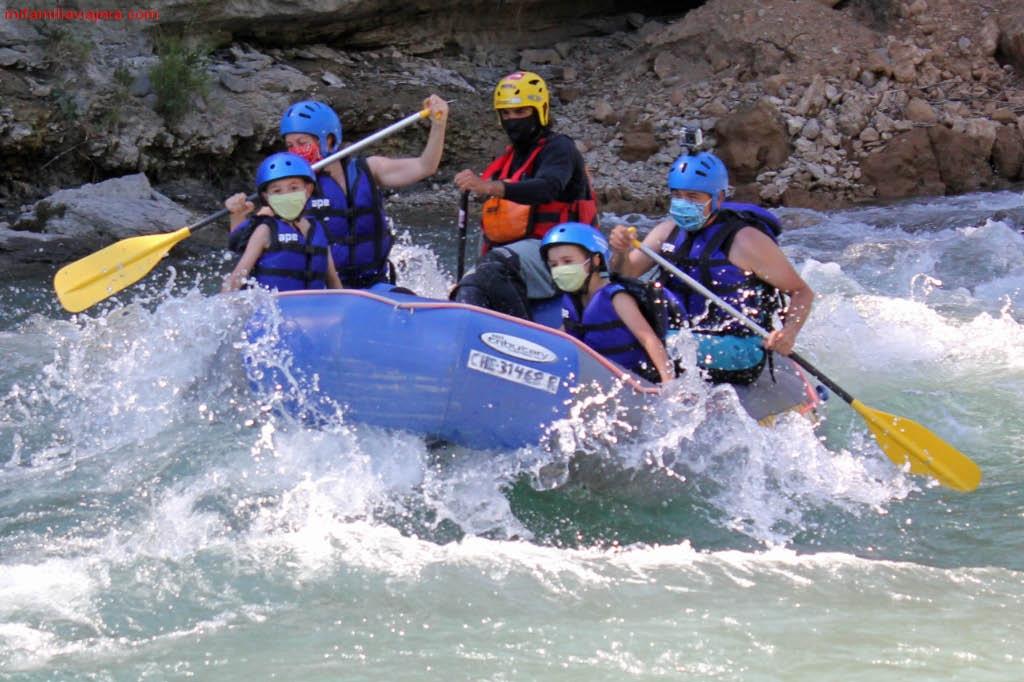 Descenso del río Ésera