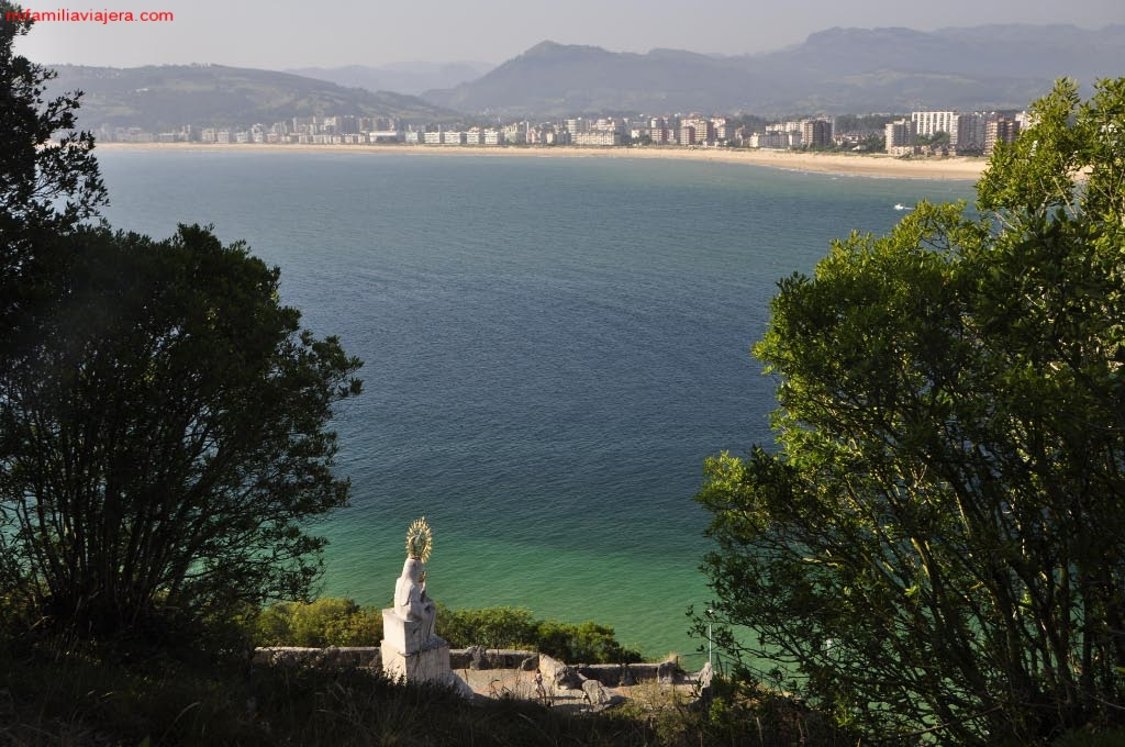 Bahía de Santoña y Virgen del Puerto