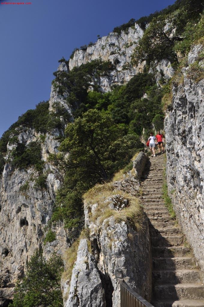 Escaleras del Faro
