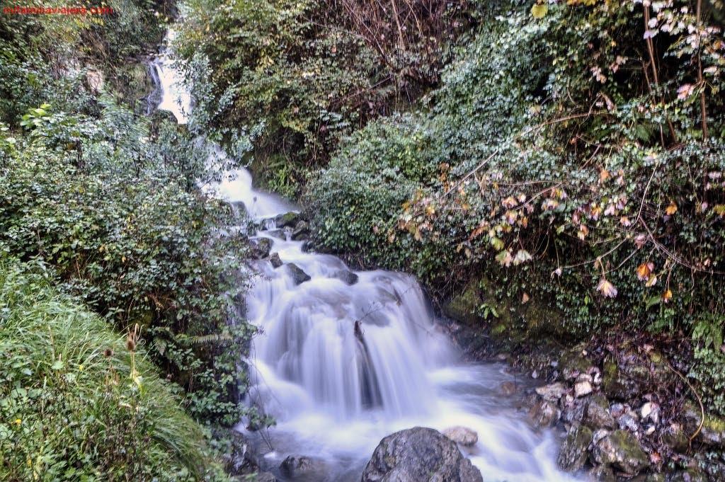 Cascada del Aguasaliu
