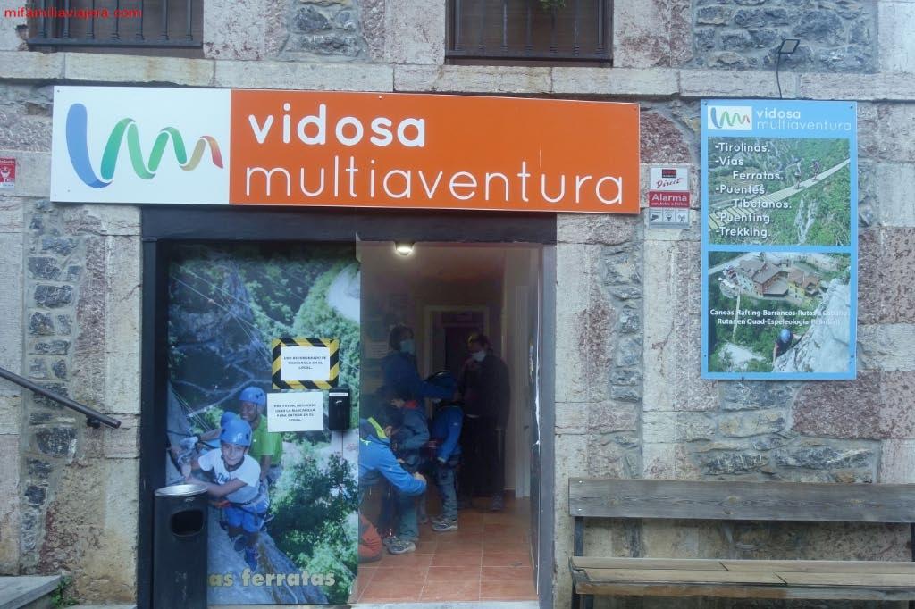 Instalaciones Vidosamultiaventura