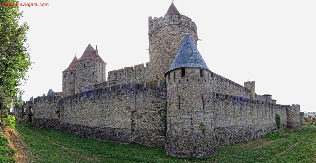 Murallas y Castillo de Carcassonne