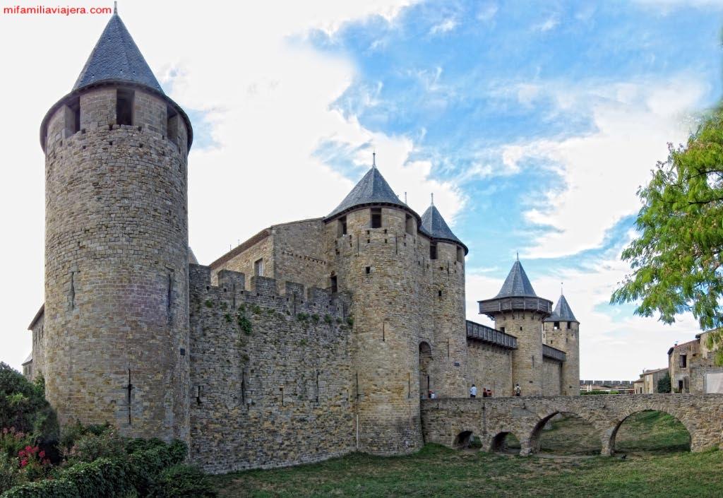 Murallas y Castillo de Carcasona
