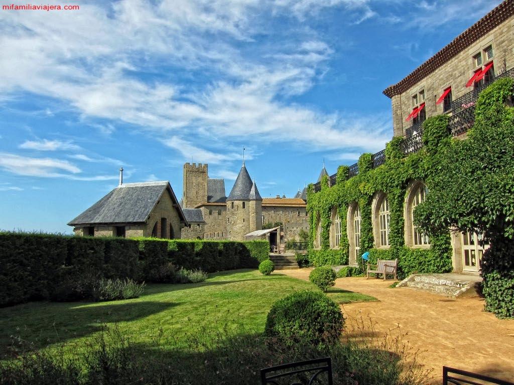 Ciudad medieval de Carcassonne
