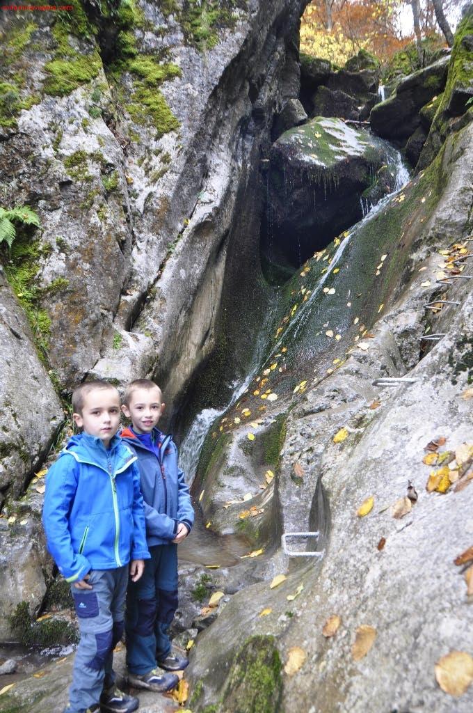 Cascada Hoz de Meleros
