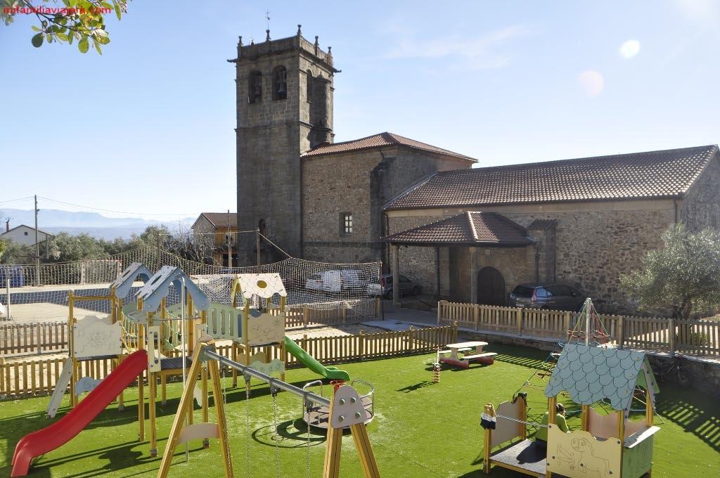 Iglesia Herguijuela de la Sierra