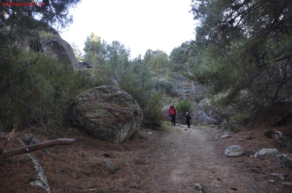 Ruta Lancha de las Víboras