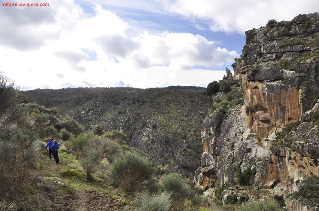 Peña del Fraile y la Monja