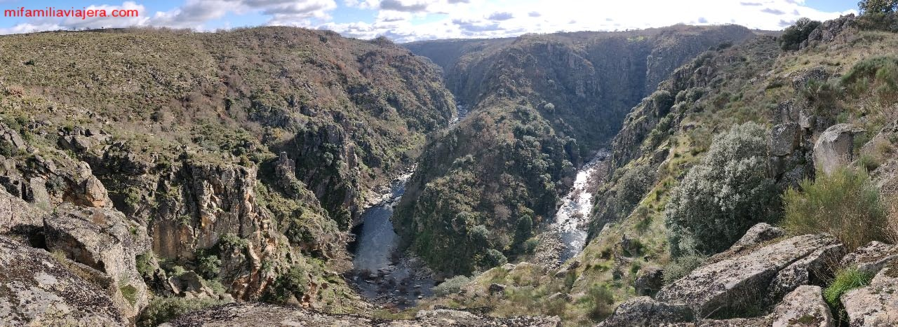 Mirador de Los Arribes del Río Huebra