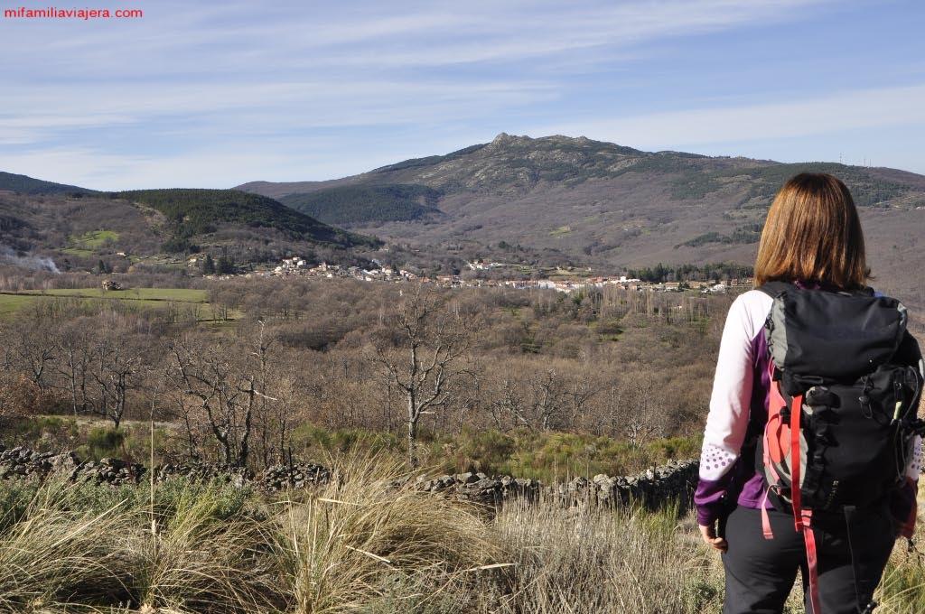 Vistas de la Sierra de Candelario