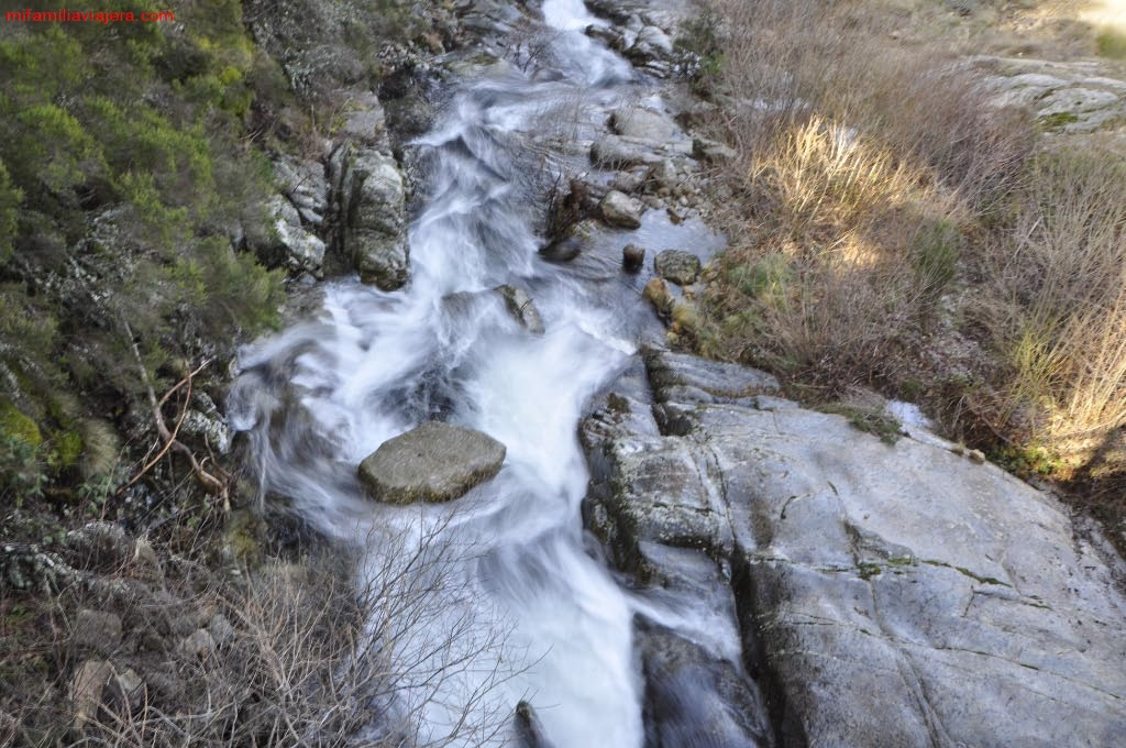 Arroyo del Barquillo