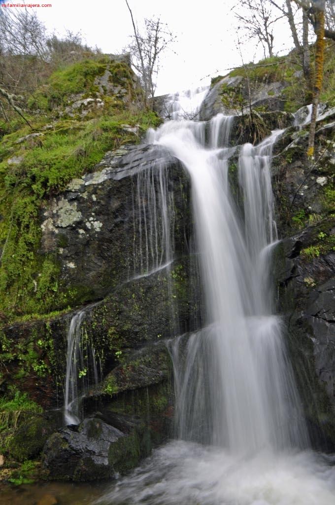 Cascada del Desgalgadero