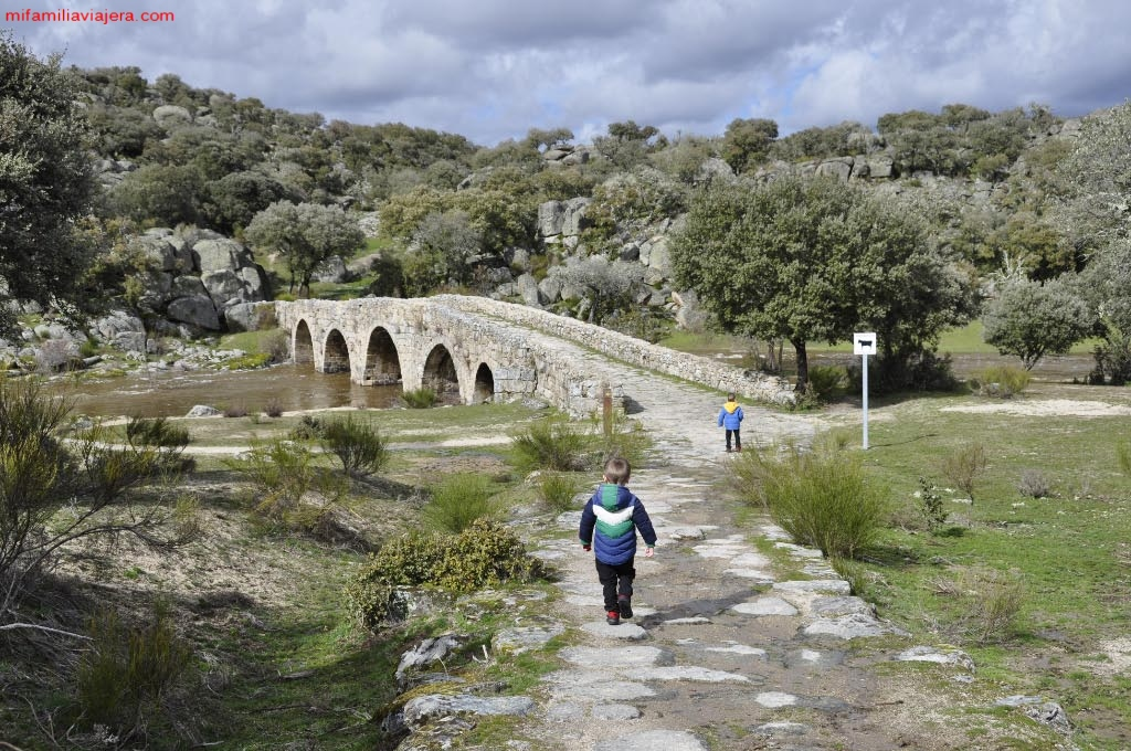 Antigua calzada romana Bletisama Ocelo-Duri