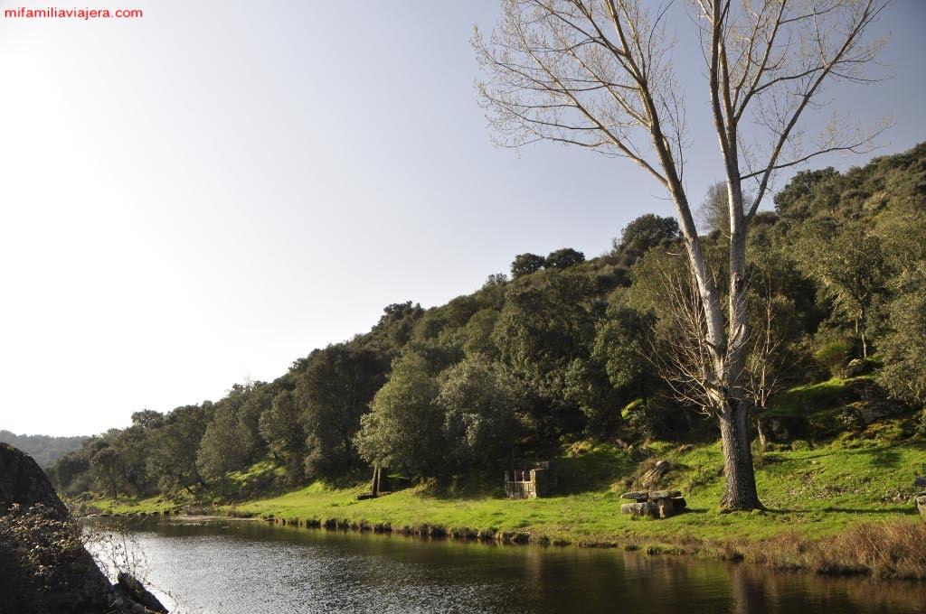 Área recreativa de Castro de Alcañices