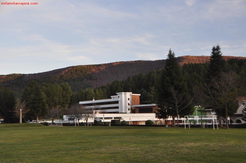 Edificio de Ribavellosa