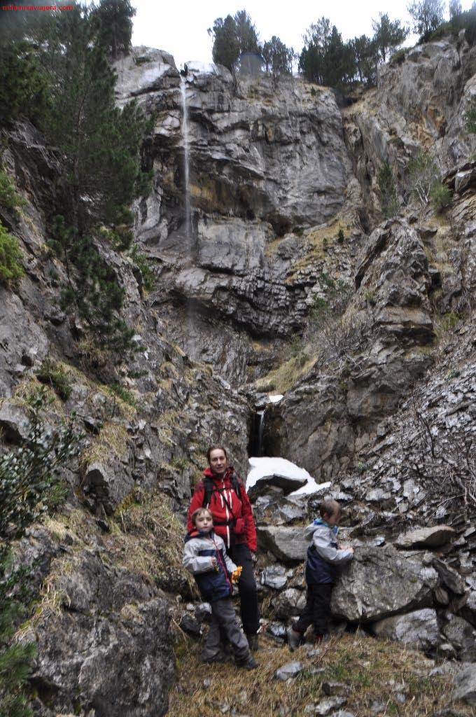 Cascada del Salto de La Biella