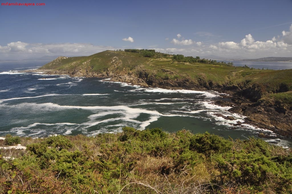 Ensenada de la Isla de Ons